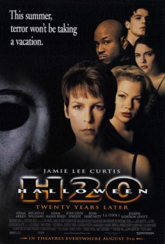 poster Halloween H20: 20 Years Later