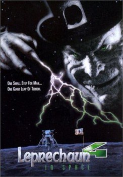 poster Leprechaun 4: In Space