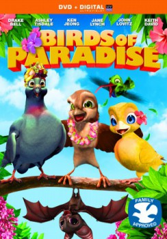 poster Birds of Paradise