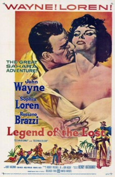 poster Legend of the Lost