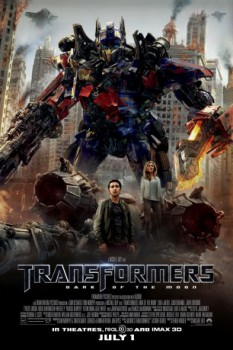 poster Transformers: Dark of the Moon
