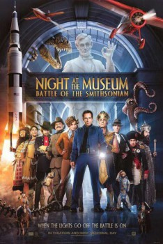 poster Night at the Museum: Battle of the Smithsonian