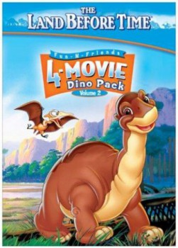 poster The Land Before Time VIII: The Big Freeze
