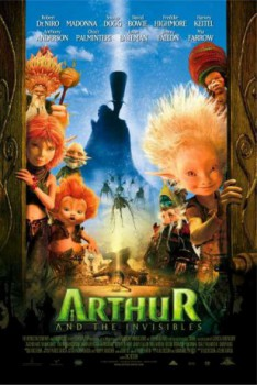 poster Arthur and the Invisibles