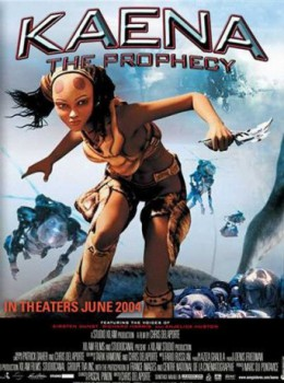 poster Kaena: The Prophecy