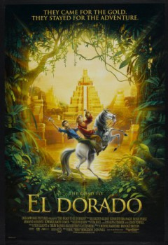 poster The Road to El Dorado