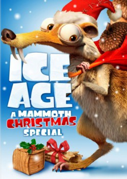 poster Ice Age: A Mammoth Christmas