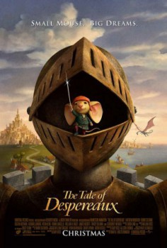 poster The Tale of Despereaux