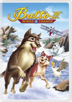 poster Balto III: Wings of Change