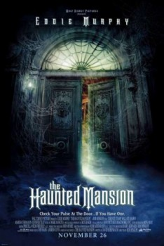 poster The Haunted Mansion