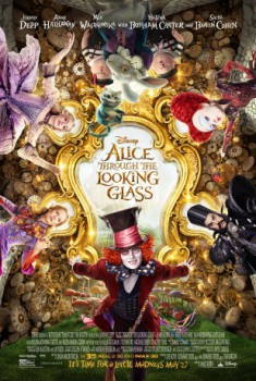 poster Alice Through the Looking Glass