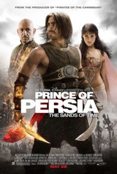 poster Prince of Persia: The Sands of Time