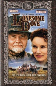 poster Return to Lonesome Dove