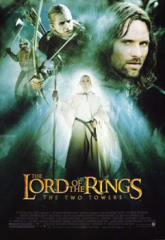 cover The Lord of the Rings: The Two Towers