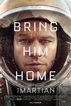 poster The Martian