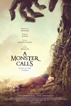poster A Monster Calls