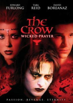 cover The Crow: Wicked Prayer