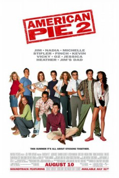 poster American Pie 2