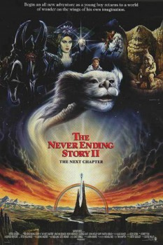 poster The Neverending Story II: The Next Chapter