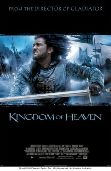 poster Kingdom of Heaven