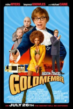 cover Austin Powers in Goldmember