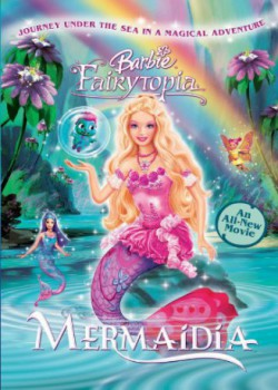 cover Barbie Fairytopia: Mermaidia
