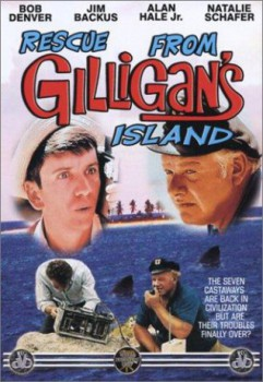 cover Rescue from Gilligan's Island