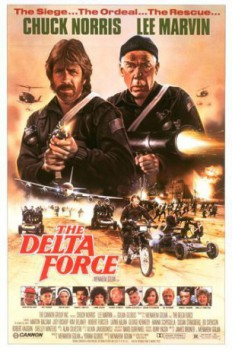 poster The Delta Force