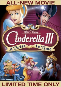 poster Cinderella 3: A Twist in Time