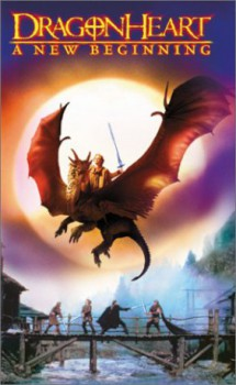 poster Dragonheart: A New Beginning