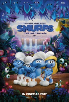 poster Smurfs: The Lost Village