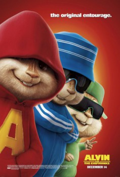 poster Alvin and the Chipmunks