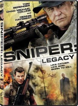poster Sniper: Legacy