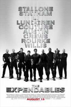 cover The Expendables