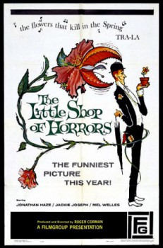 poster The Little Shop of Horrors