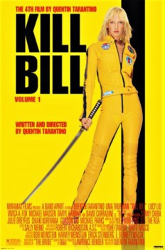 poster Kill Bill: Vol. 1