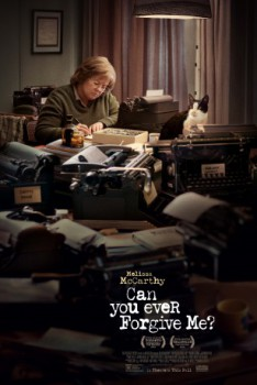 poster Can You Ever Forgive Me?