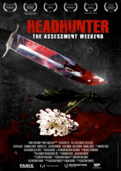 poster Headhunter: The Assessment Weekend