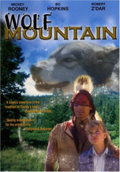 poster The Legend of Wolf Mountain