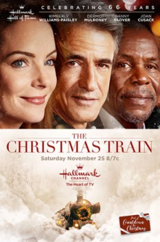 poster The Christmas Train